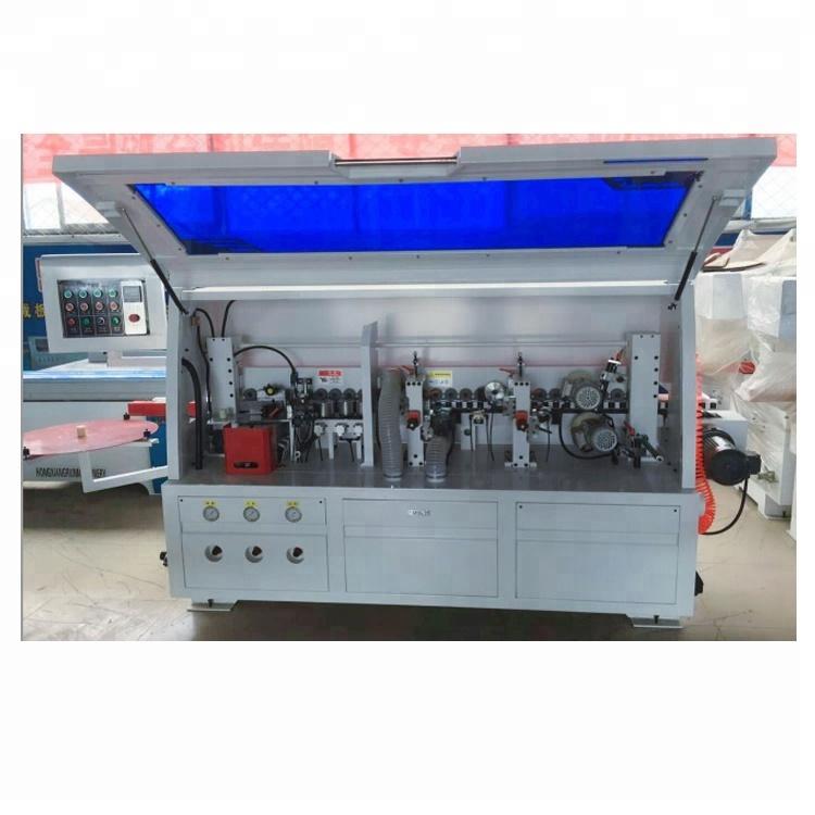 máy dán cạnh bán tự động MF30C